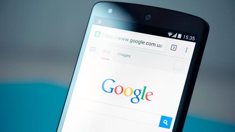 google atualização mobile
