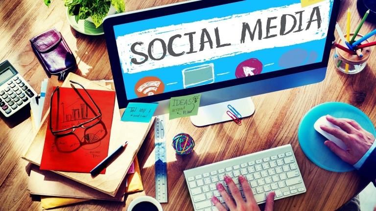 midias sociais redes sociais
