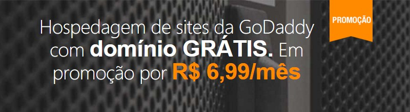 godaddy hospedagem de sites