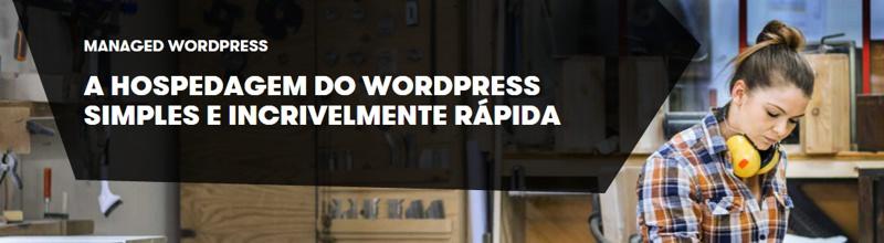 hospedagem wordpress gerenciado