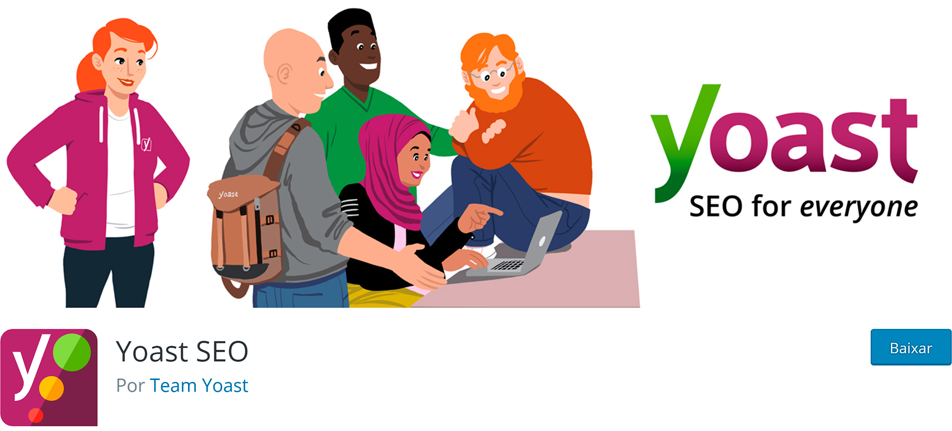 WordPress Plugins SEO Yoast