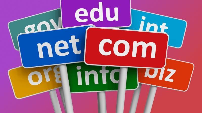 dominios da internet