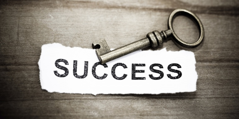 seja persistente para sucesso