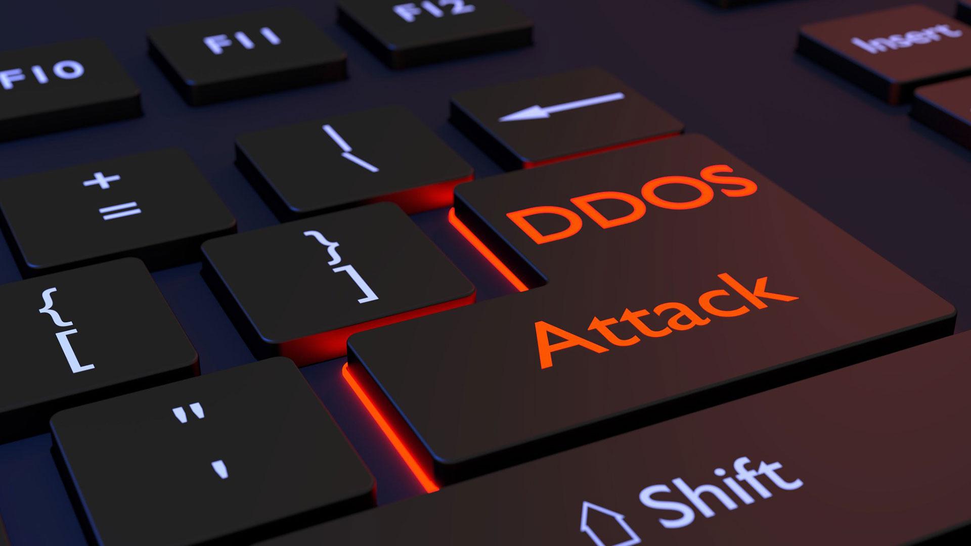 site fora do ar ataque DDoS