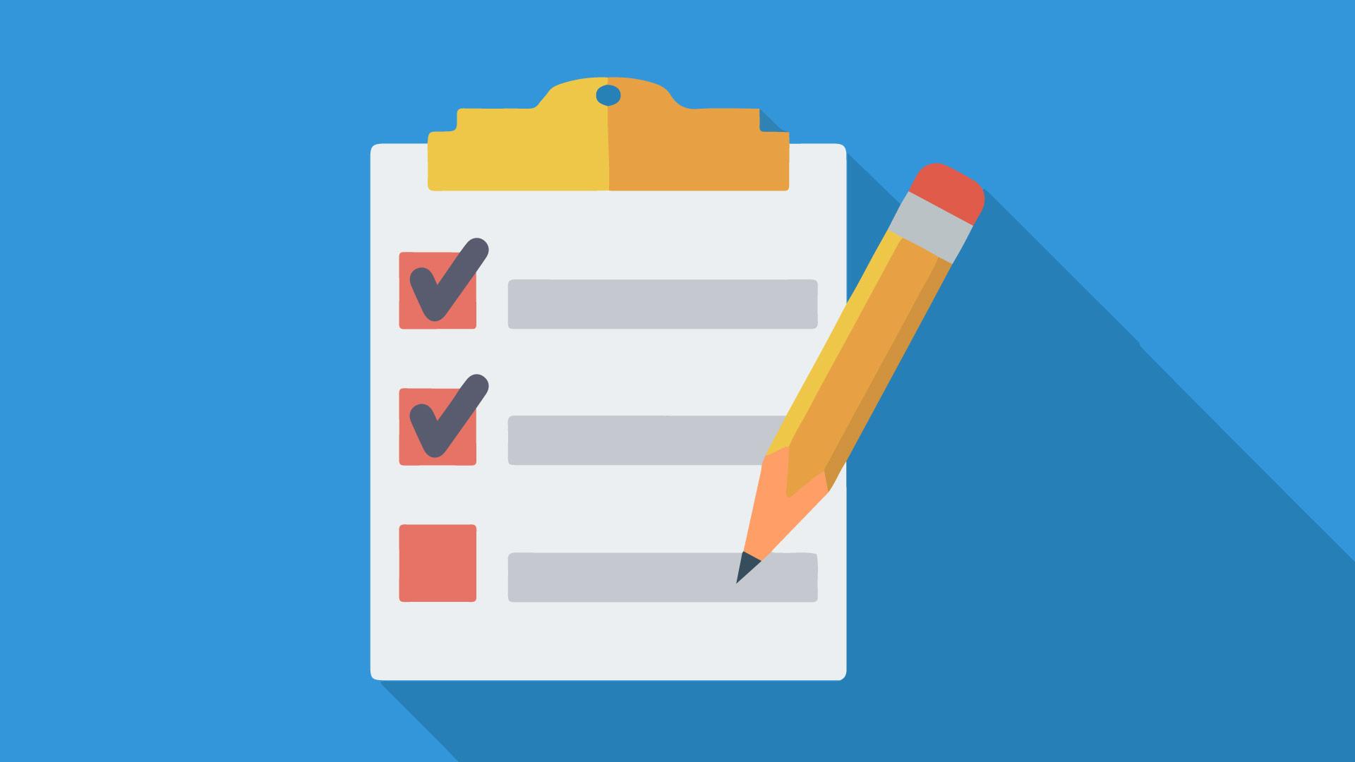 checklist fatores carregamento hospedagem de sites