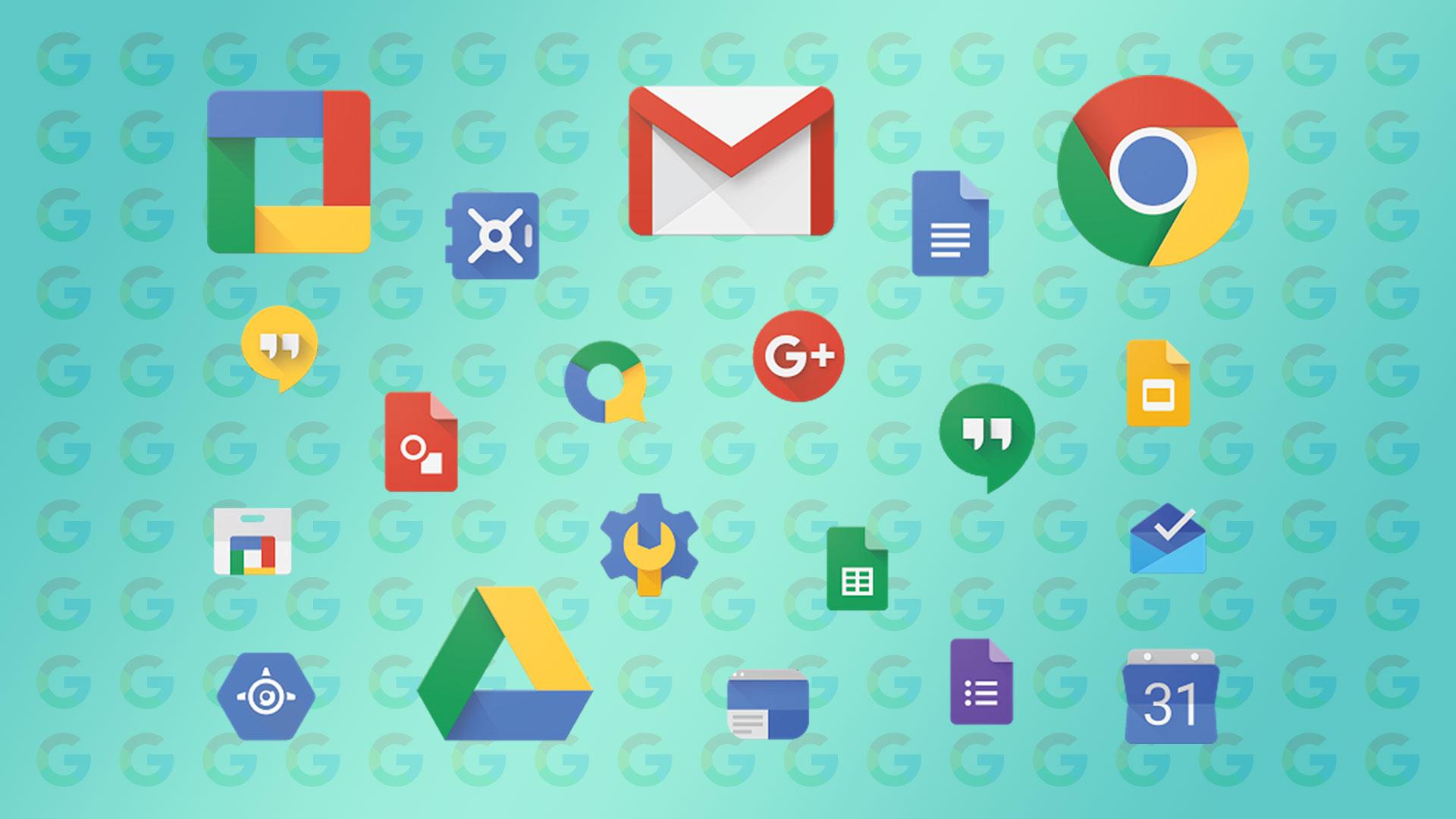 gsuite apps do google