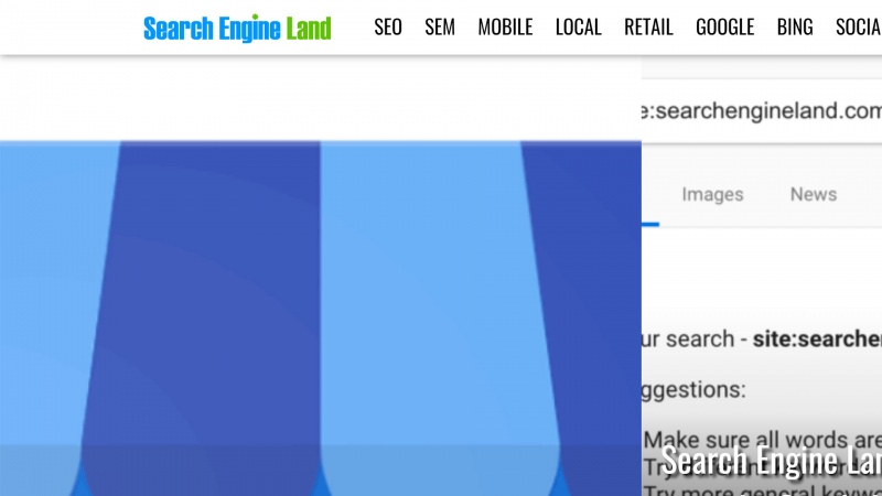 search engine land foi removido dos resultados de buscas do google