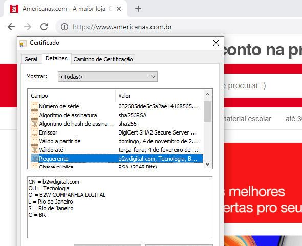 certificado ssl ov