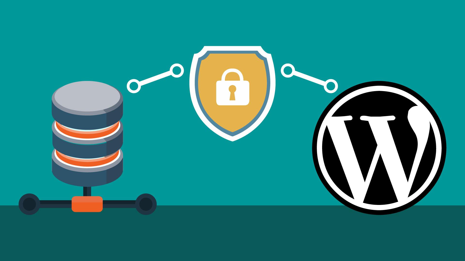 Proteção do banco de dados WordPress