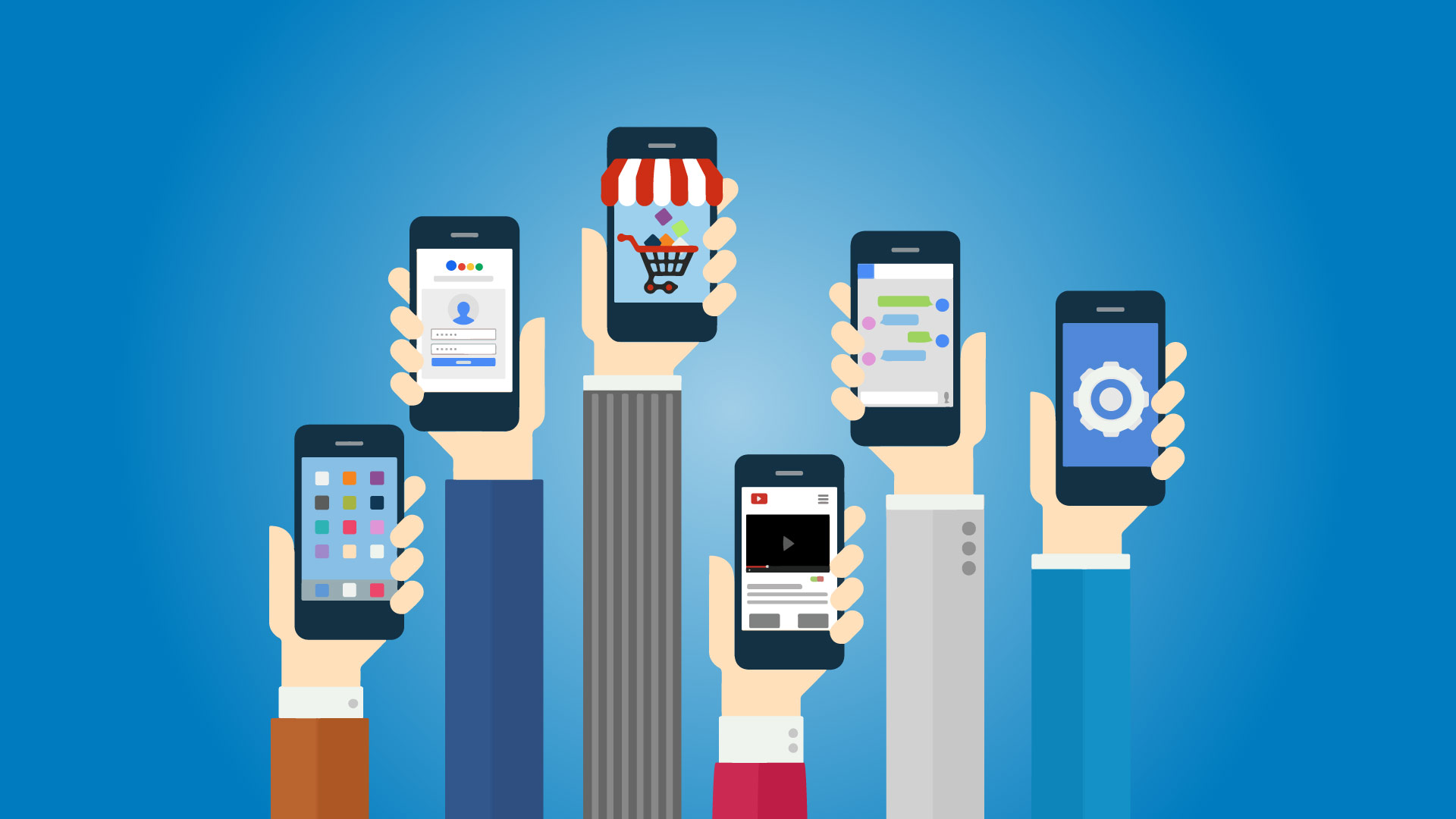Mobile First Melhor Aproveitamento
