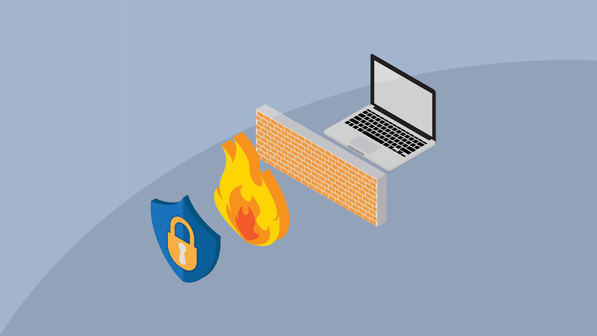 firewall da hospedagem de sites