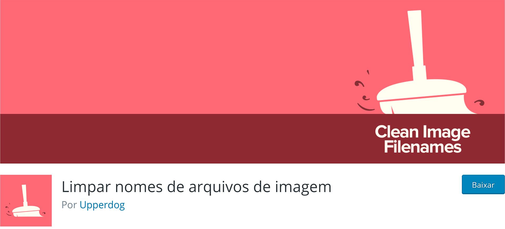 WordPress Plugins Clean Image Filenames